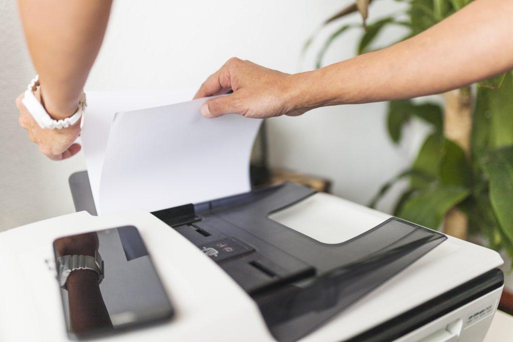 Impresión de facturas vs Extranet de clientes